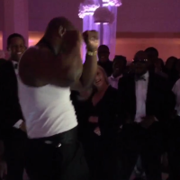 No One Had More Fun At AJ Green's Wedding Than Justin Houston Burning Up the Dance Floor