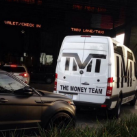Add This TMT Van To the List Of Reasons Why I'm Pulling For Floyd Mayweather Come May 2nd