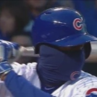 What's Up With Jorge Soler Rocking the Mask During a Mid-April Game?