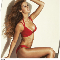 Katherine Webb Dropped An Insanely Hot Bikini Pic To Remind You That Football Season Is Right Around the Corner (Sort Of)