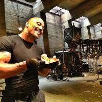Dwayne 'The Rock' Johnson Eats 10 Lbs of Food Per Day Because Dwayne 'The Rock' Johnson Lifts More Than You Do