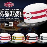Rate the 2015 All-Star Game Hats
