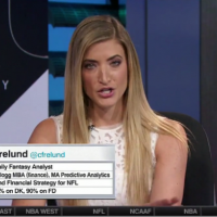 ESPN's New Daily Fantasy Analyst Is a Low Key BABE