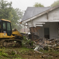 Ohio Court Rules Company Not Liable After Some Maniac In One Of Their Bulldozer Levels Some Poor Guy's Home