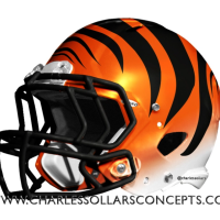 Finally, a Bengals Concept Helmet That Doesn't Suck