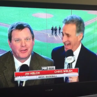 Jim Kelch Mistaking Himself For Jim Day Is Basically the Reds Season In a Nutshell