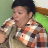 Funny/Scary Asian Vine of the Day