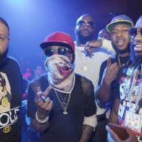 I  Guess Adrien Broner and Rick Ross Are Besties Now?