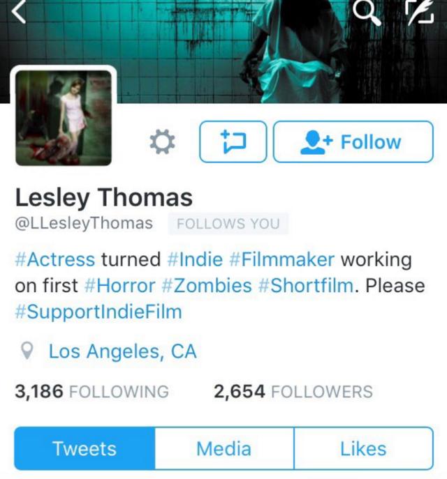 zombie twitter