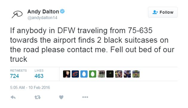 dalton tweet