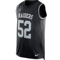 How Bad Did Nike Drop the Ball By Not Releasing These Sleeveless NFL Jerseys a Decade Earlier?
